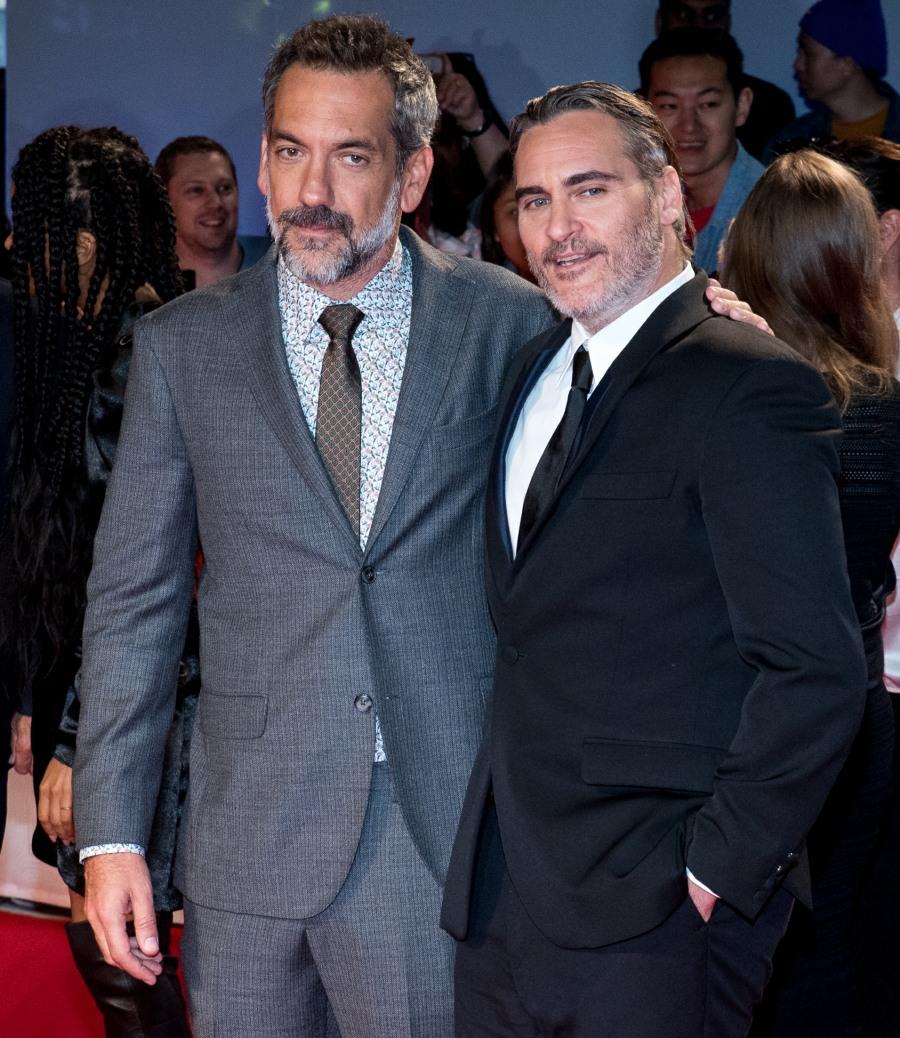 Joker red carpet premiere at TIFF 2019