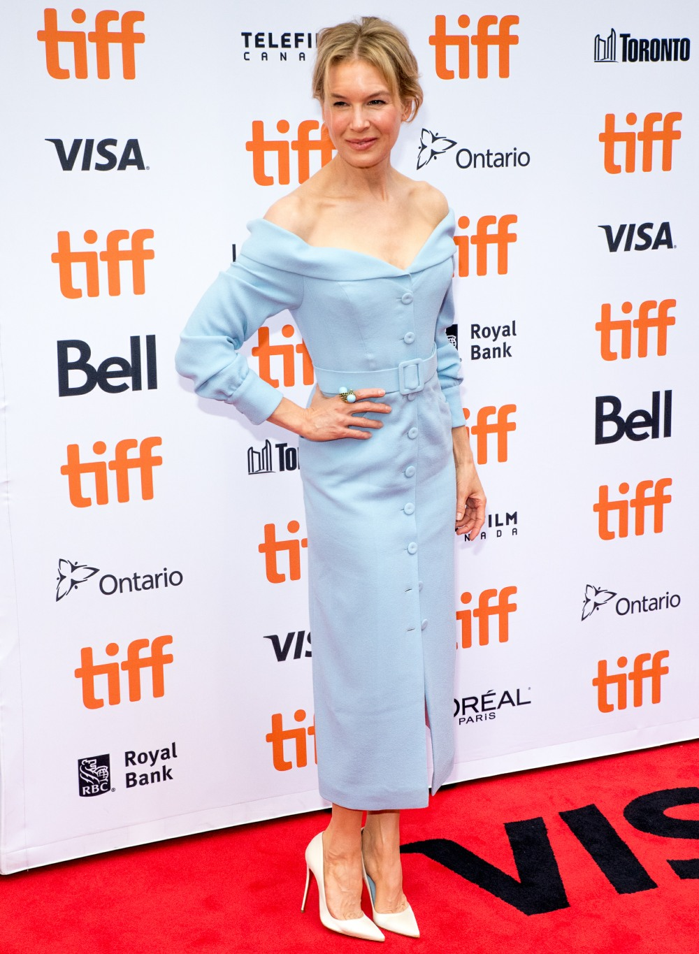 Judy red carpet premiere at TIFF 2019