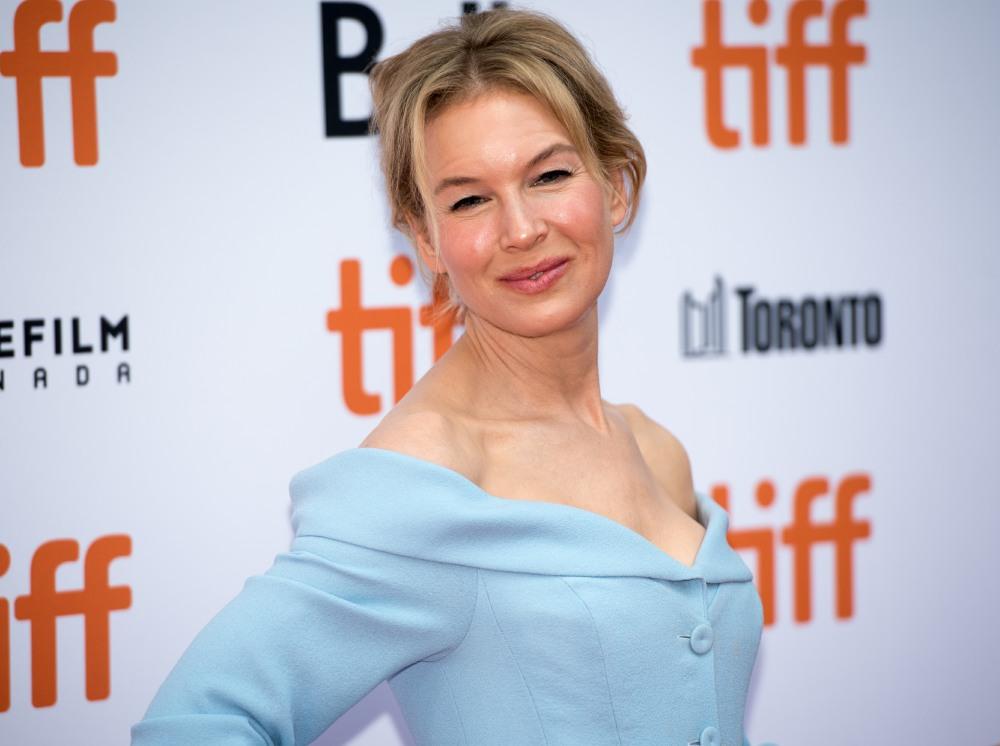 Judy red carpet premiere at TIFF 2019