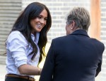 Meghan, Duchess of Sussex visit