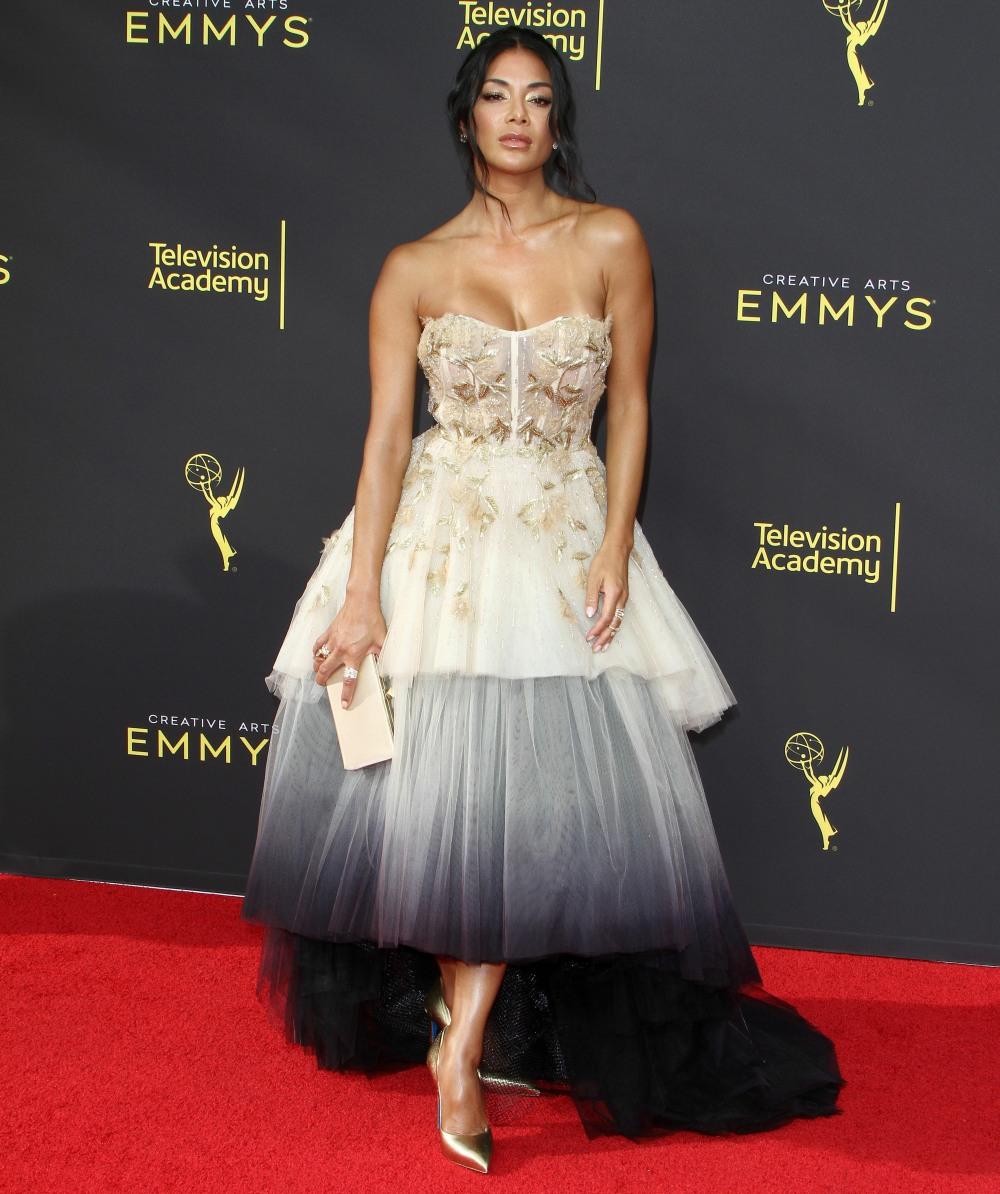 Nicole Scherzinger attends The 2019 Creative Art Emmy Awards in Los Angeles
