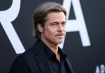 Actor Brad Pitt arrives at the Los Angeles Premiere Of 20th Century Fox's 'Ad Astra' held at ArcLight Cinemas Hollywood Cinerama Dome on August 18, 2019 in Hollywood, Los Angeles, California, United States.