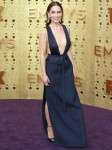Emilia Clarke attends The 71st Emmy Awards - Arrivals  in Los Angeles