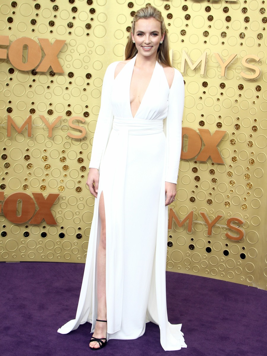 Jodie Comer attends The 71st Emmy Awards - Arrivals  in Los Angeles