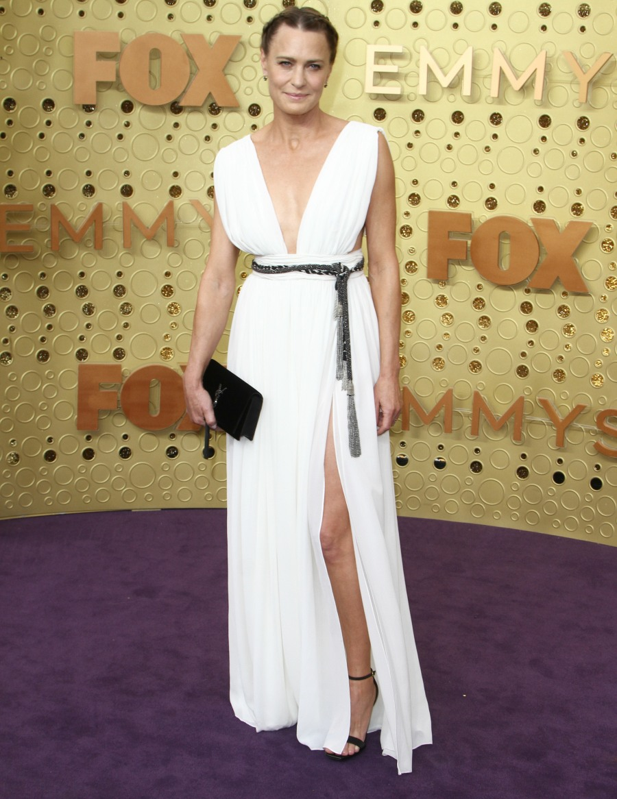 Robin Wright attends The 71st Emmy Awards - Arrivals  in Los Angeles