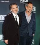 """Celebs attend the """"Joker"""" Premiere at cinema UGC Normandie on September 23, 2019 in Paris"""
