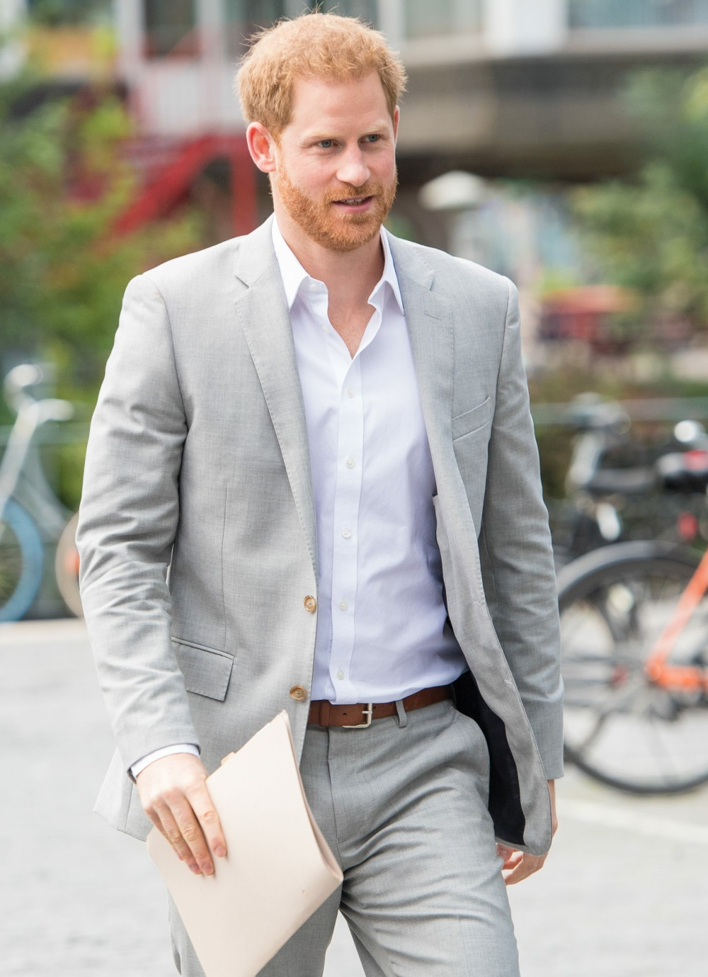 Prince Harry launches new partnershipPhoto: Albert Nieboer / Netherlands OUT / Point de Vue OUT