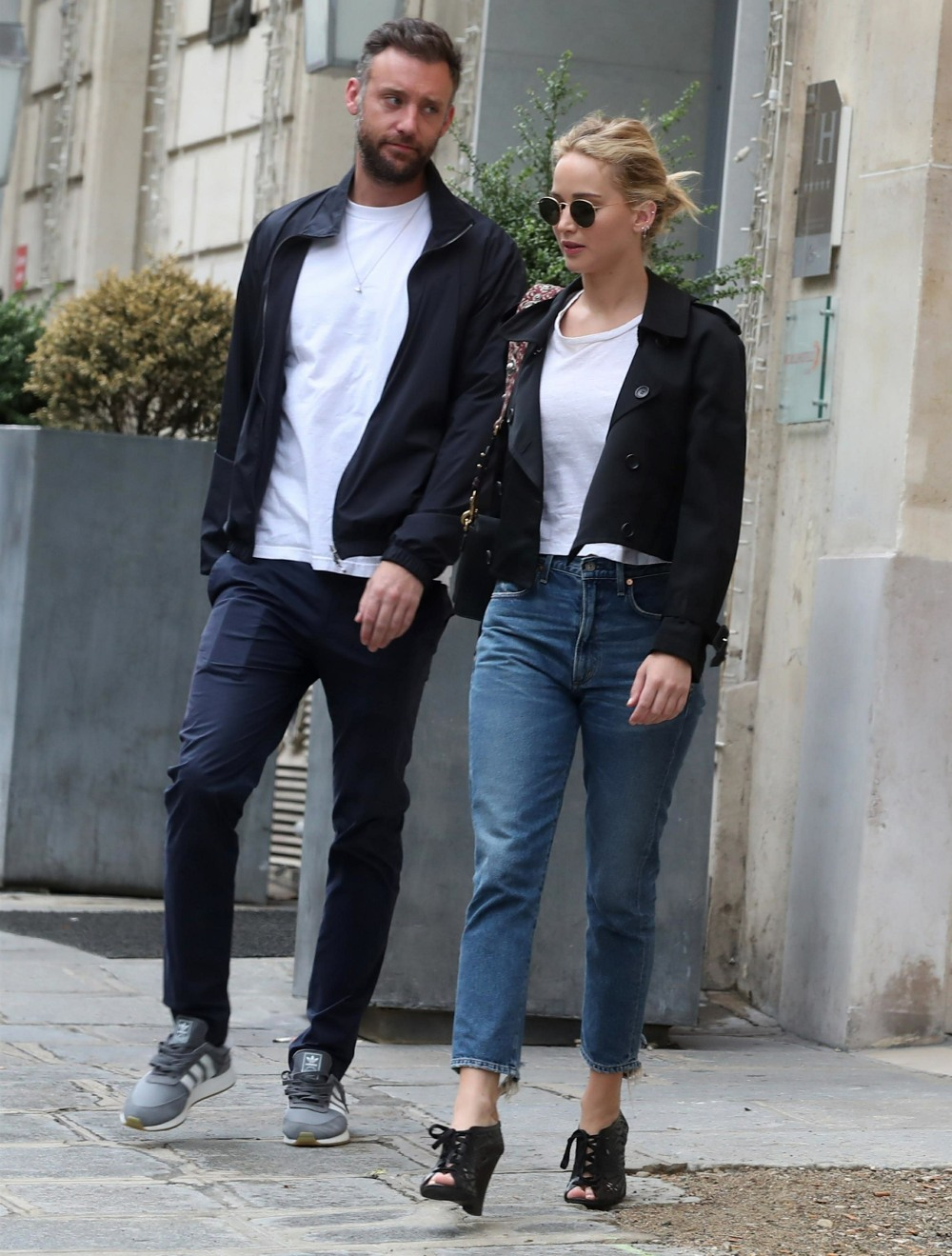 **FILE PHOTOS** Jennifer Lawrence and Cooke Maroney are engaged!
