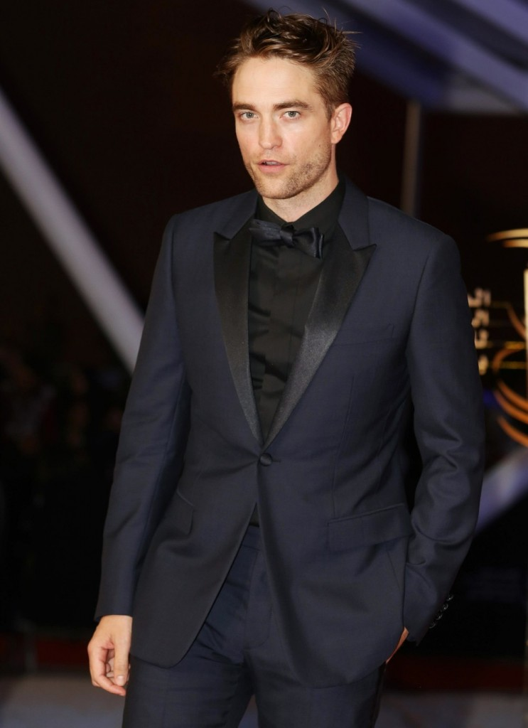 Report: Robert Pattinson is in negotiations to play Batman **FILE PHOTOS**
