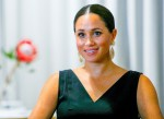 Meghan Markle visits the mothers2mothers (m2m) charity in Cape Town,