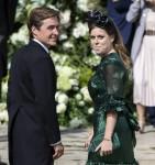 Royal Wedding Alert! Princess Beatrice is engaged to property tycoon Edoardo Mapelli Mozzi **FILE PHOTOS**
