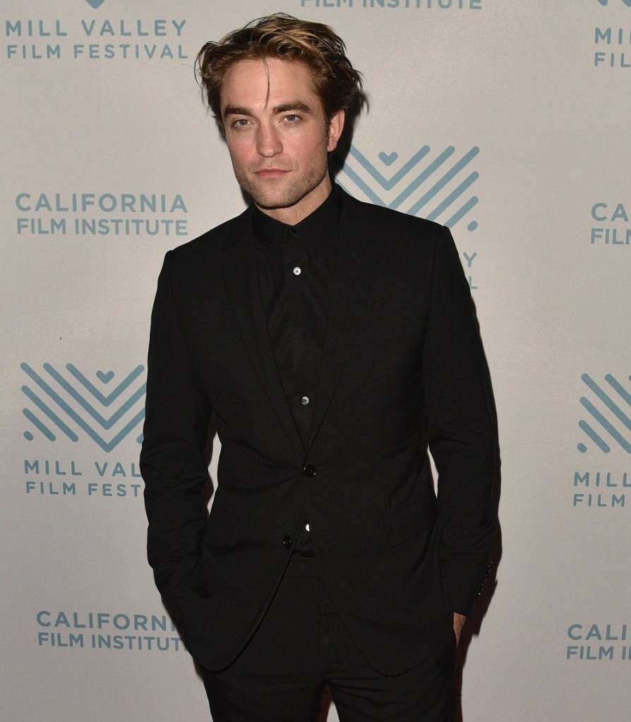 Robert Pattinson attends 'The Lighthouse' screening at the 2019 Mill Valley Film Festival