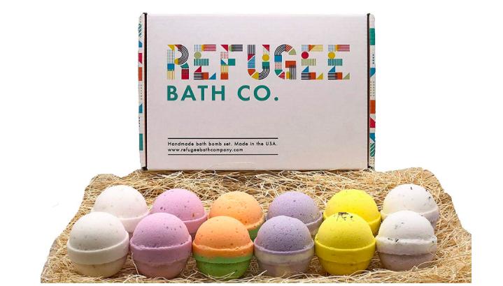 Refugee Bath Bomb Company
