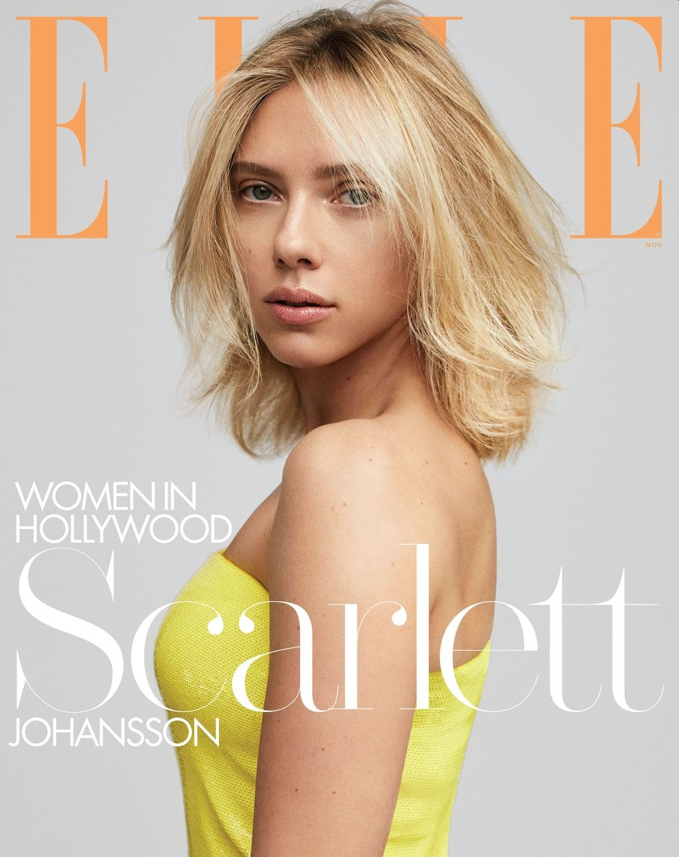 Scarlett Johansson wonders 'what true gender equality looks like'