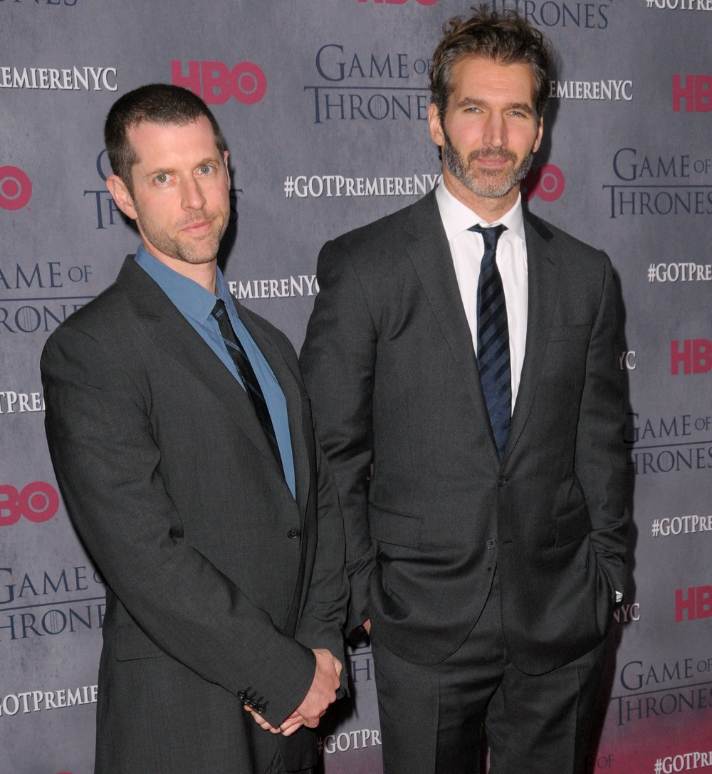 """New York Premiere  of """"Game of Thrones"""""""