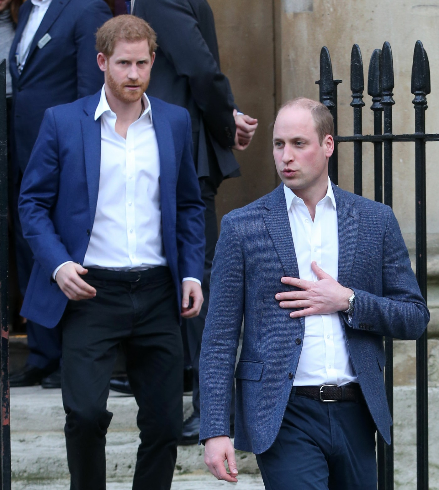 Prince William feels 'compassion' for the Sussexes, he's spoken to Harry