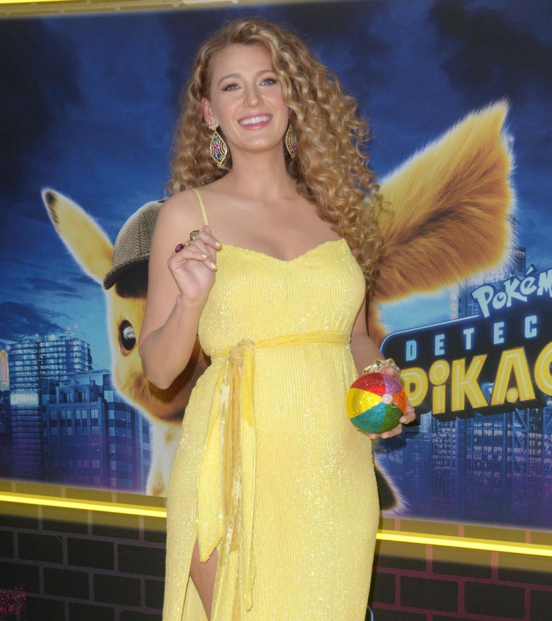 New York premiere of 'Pokémon Detective Pikachu' - Red Carpet Arrivals