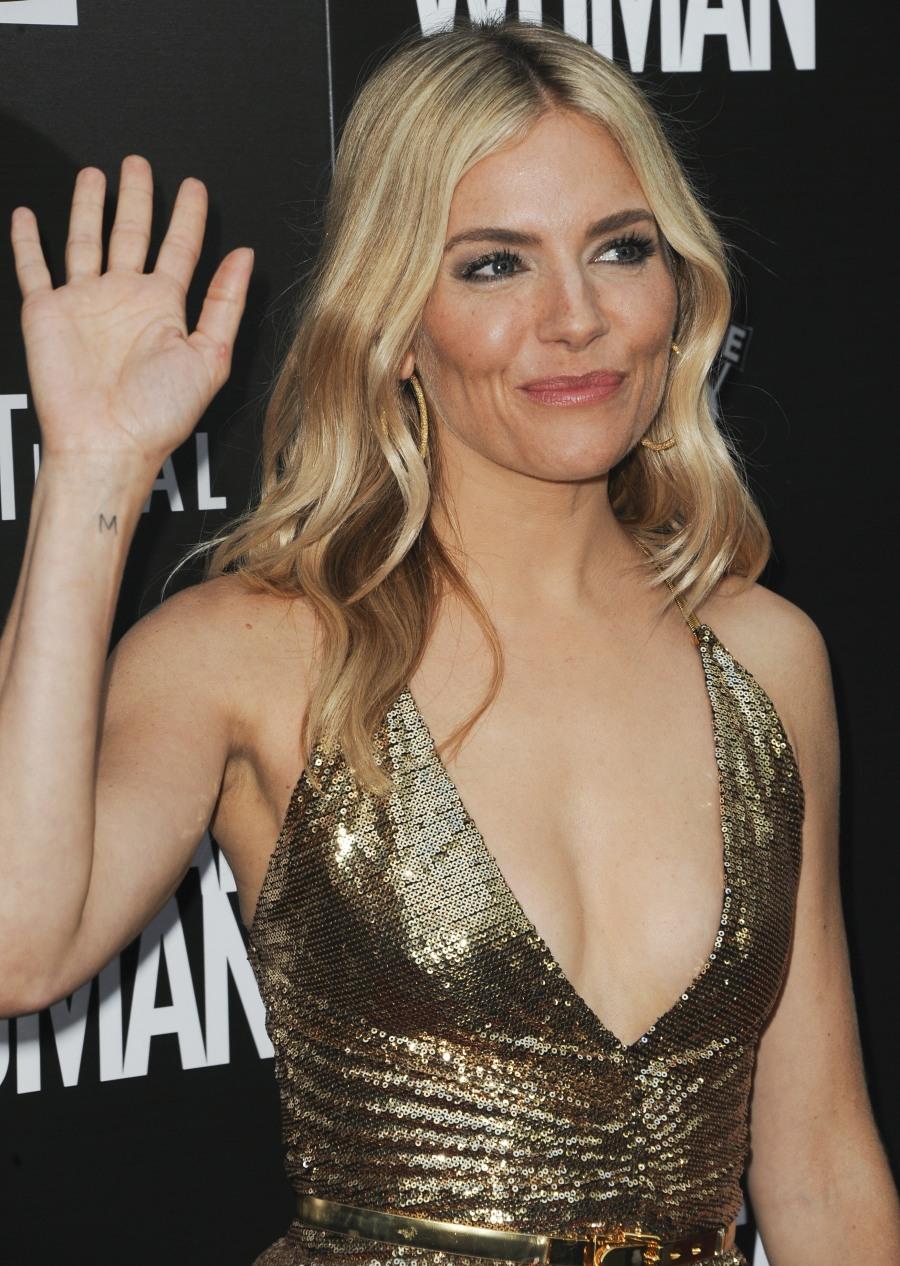 Film Premiere of American Woman