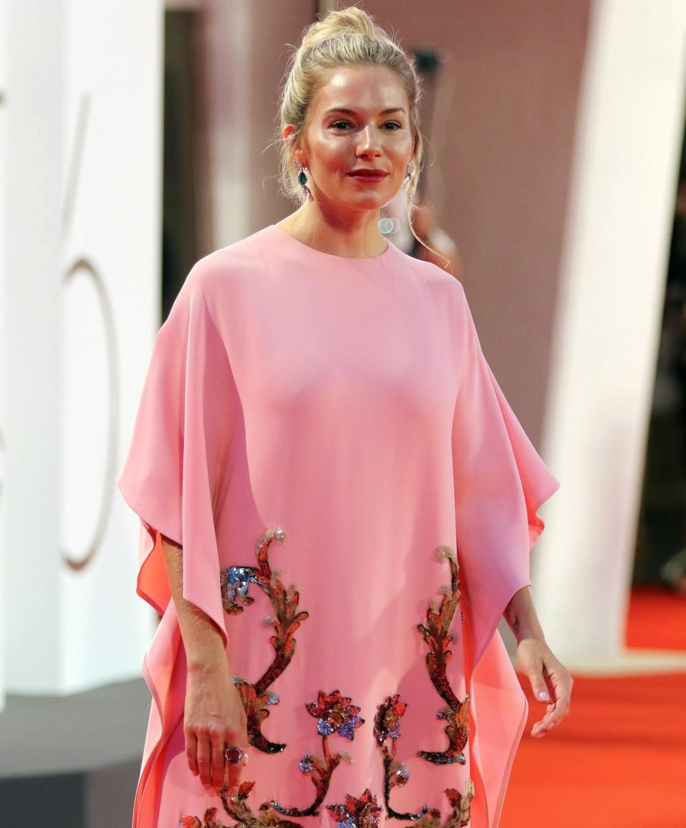 Sienna Miller at 76th Venice Film Festival