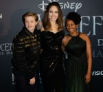 Italian Premiere of Disney's Maleficent held in Rome, Italy - Red Carpet