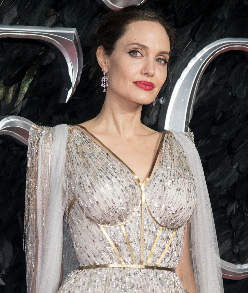 Maleficent: Mistress of Evil European Premiere at BFI IMAX, London