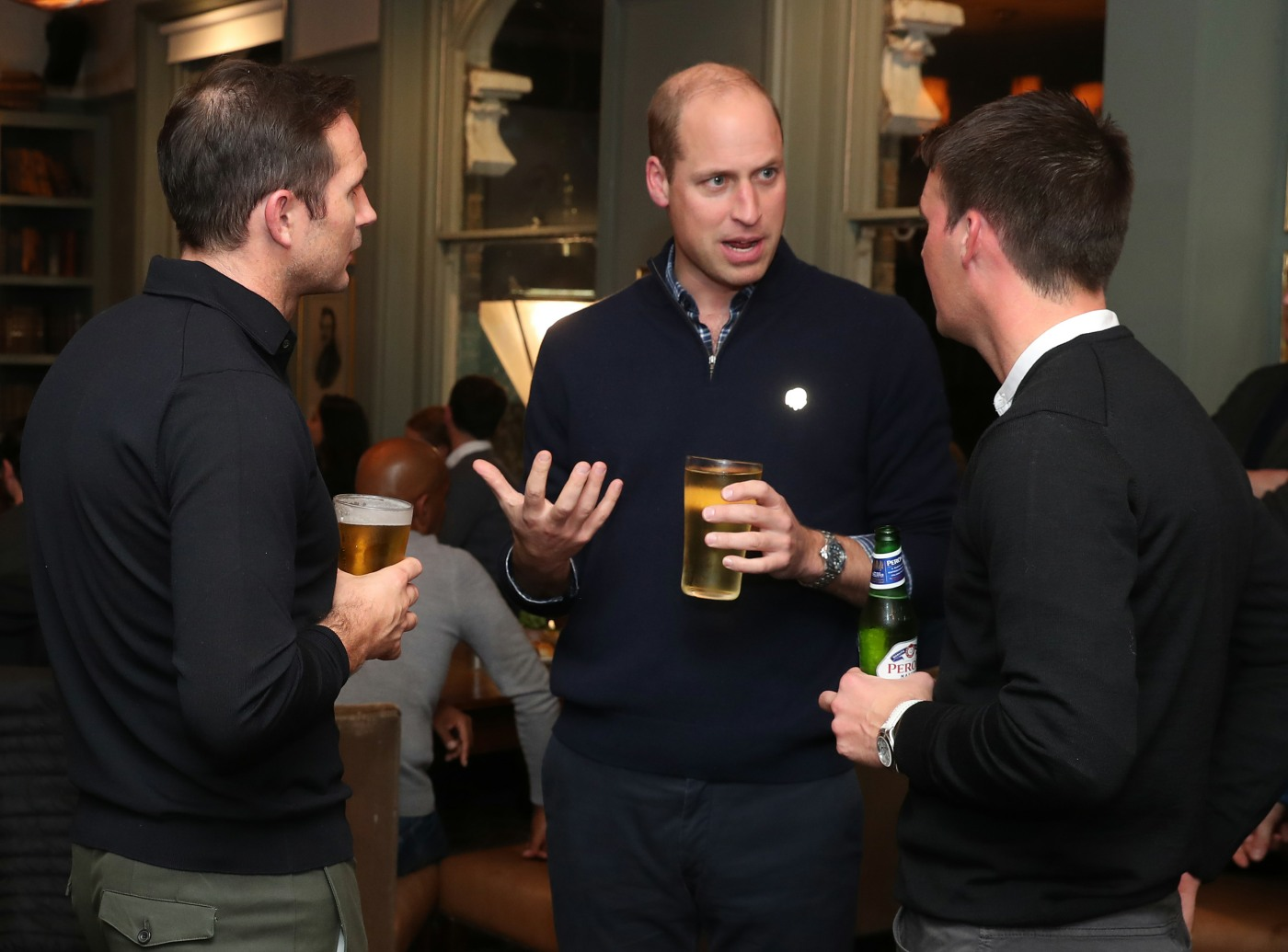 Prince William promises to 'not rock the boat' when he inherits the Duchy of Cornwall
