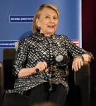 Hillary and Chelsea Clinton discuss their new book at the National Constitution Center in Philadelphia