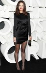 Katie Holmes attends the Nordstrom store opening in New York, NY