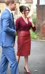 Meghan Markle, duchessa del Sussex, e il principe Harry, duca del Sussex, partecipano a una tavola rotonda sull'uguaglianza di genere!