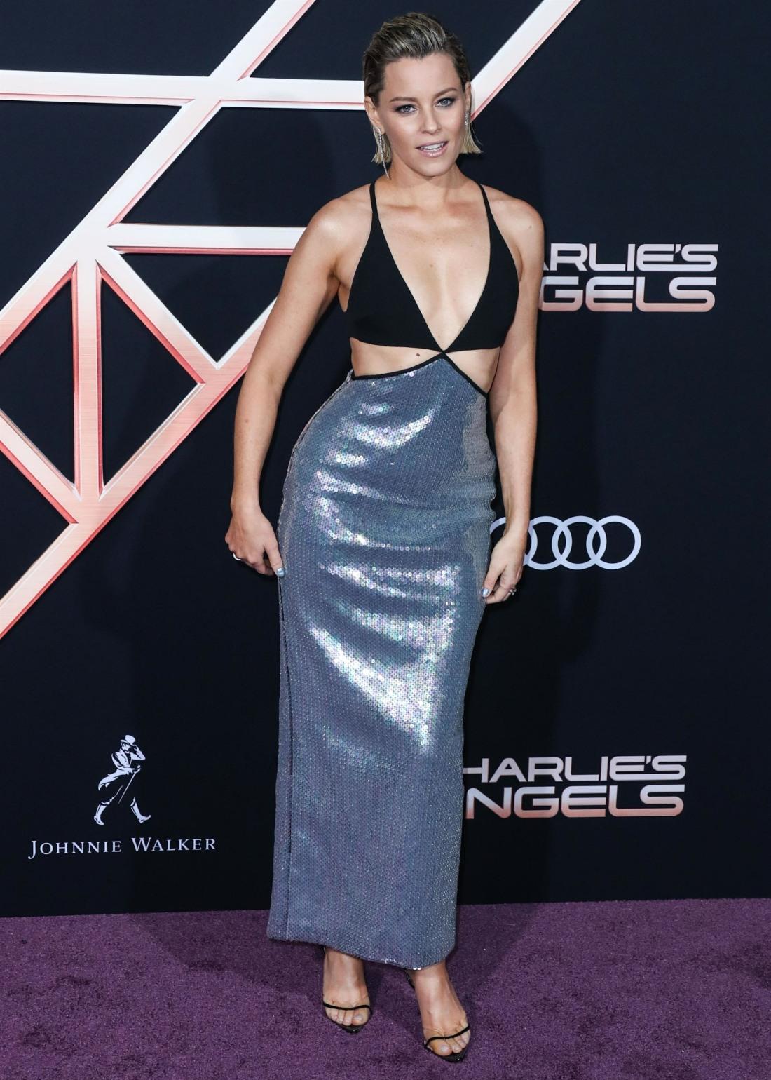 Celebrity arrivals for the Los Angeles premiere Of Columbia Pictures' 'Charlie's Angels'