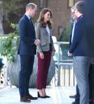 Il duca e la duchessa di Cambridge partecipano all'evento di celebrazione del volontariato per la crisi di Shout