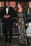The Duke and Duchess of Cambridge arrive at the Royal Variety Performance