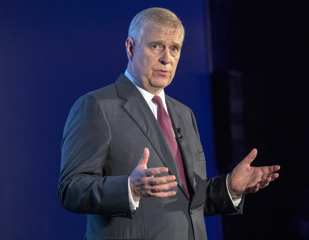 Prince Andrew made racist jokes about Arabs at a state dinner, how surprising