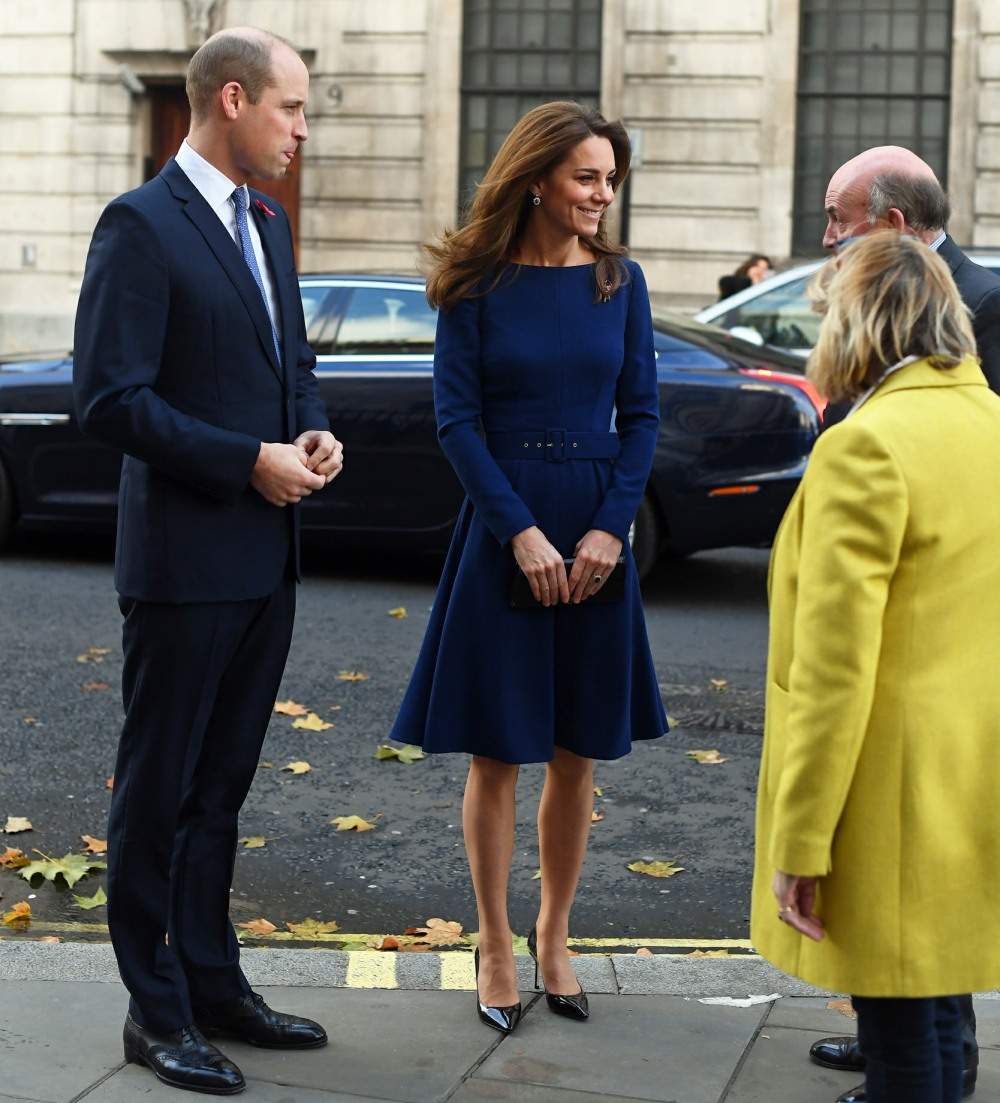 The Duke and Duchess of Cambridge at St Martin-in-the-Fields