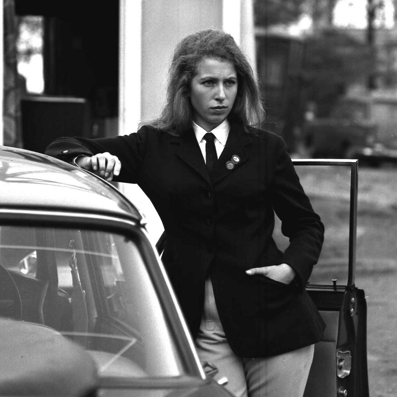 HRH THE PRINCESS ROYAL (HRH Princess Anne) CREDITO OBBLIGATORIO: UPPA / Photoshot PhotoPAH 185811 09.10.1969