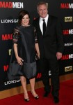 """AMC Celebrates The Final 7 Episodes Of """"Mad Men"""" With The Black & Red Ball"""