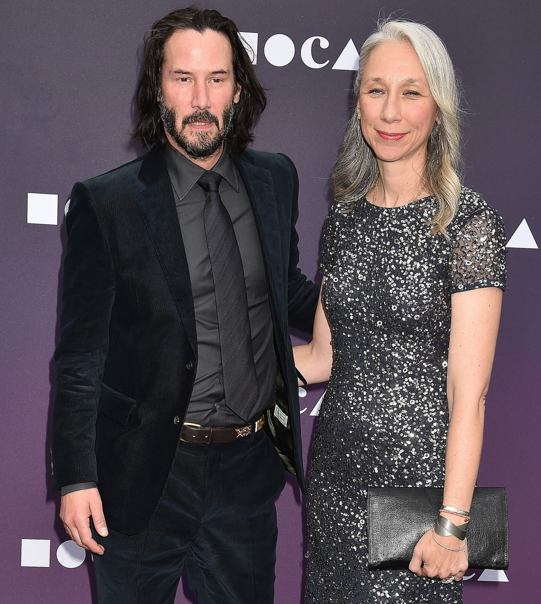 Keanu Reeves & Alexandra Grant 'have been dating since at least summer of 2017′
