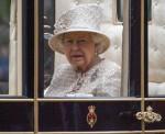 Il compleanno ufficiale del Sovrano britannico, The Trooping of the Colour, Londra, Regno Unito.