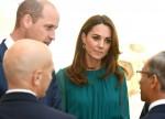 Il duca e la duchessa di Cambridge visitano il Centro Aga Khan