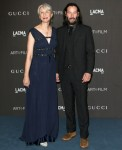 Keanu Reeves attends  the 2019 LACMA ART +FILM GALA in Los Angeles