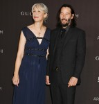 Alexandra Grant, Keanu Reeves at the 2019 LACMA Art + Film Gala at LACMA