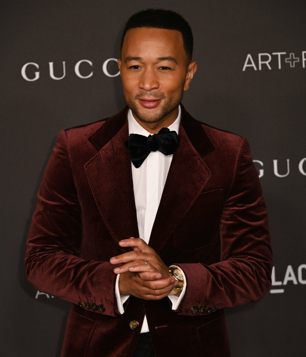 John Legend attends the 2019 LACMA Art + Film Gala at LACMA on November 02, 2019 in Los Angeles, California © J Graylock/jpistudios.com