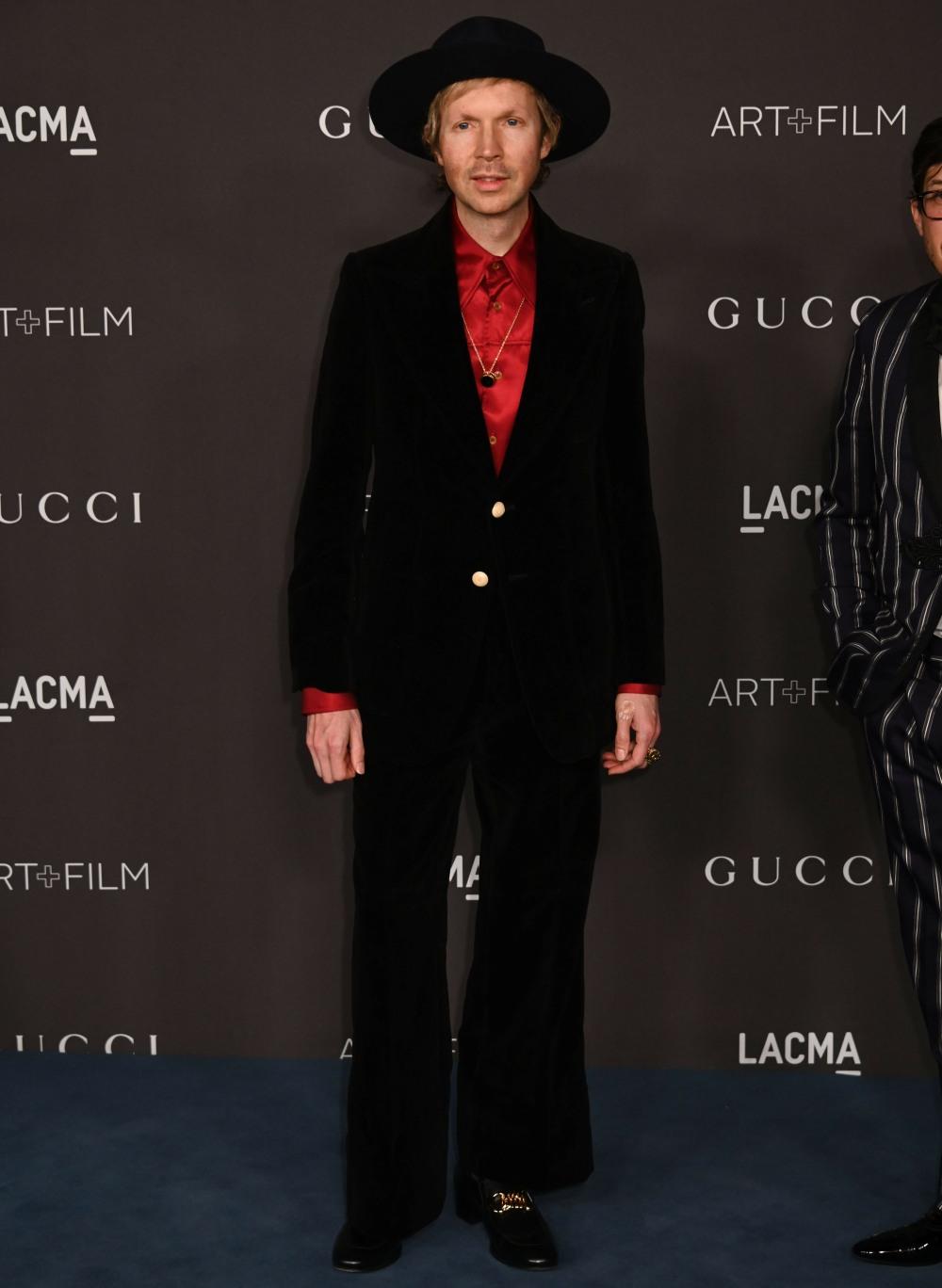 Beck attends the 2019 LACMA Art + Film Gala at LACMA on November 02, 2019 in Los Angeles, California © J Graylock/jpistudios.com
