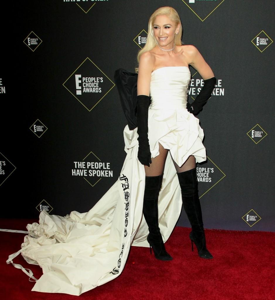 E! People's Choice Awards Arrivals