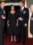 Meghan, Duchess of Sussex and Prince Harry, Duke of Sussex attend the annual Royal British Legion Festival of Remembrance at the Royal Albert Hall on November 09, 2019 in London, England.