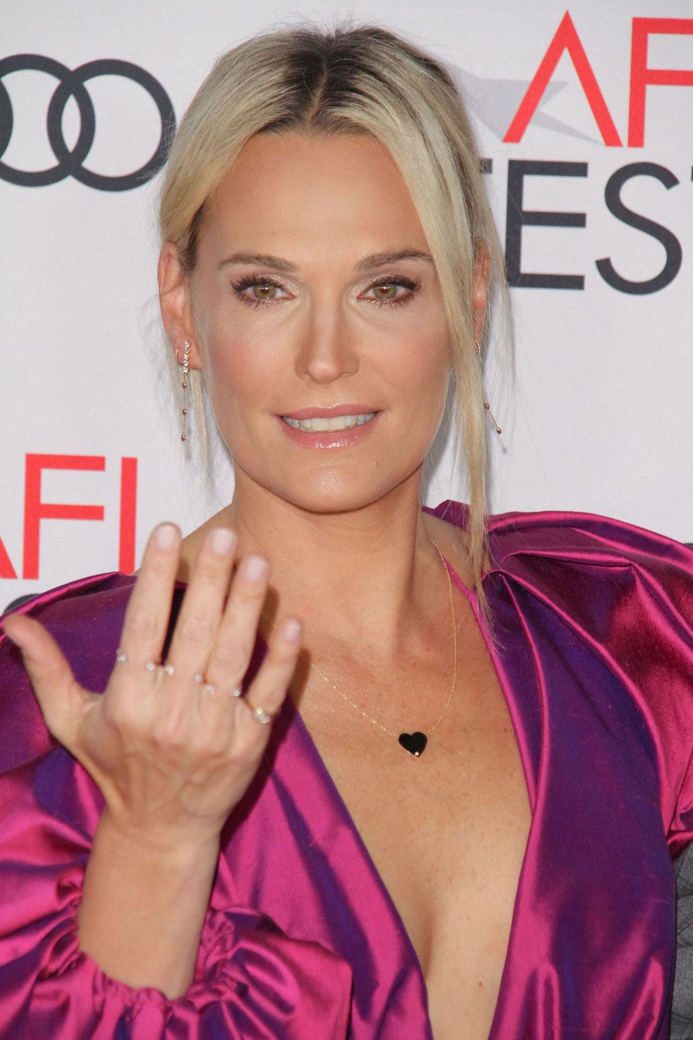 Molly Sims on jewelry: 'you'll always remember who gave it to you and when'
