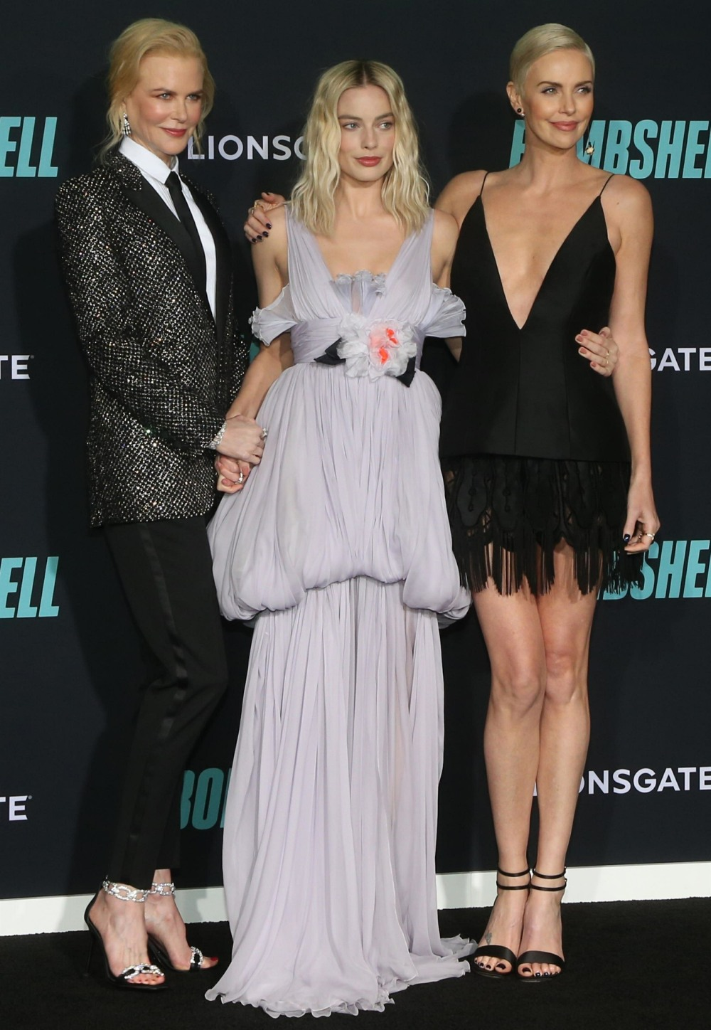 The 'Bombshell' Special Screening Arrivals