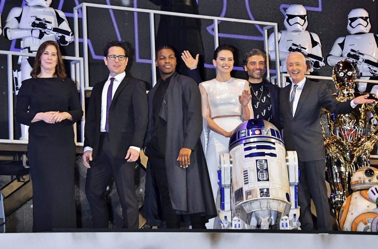 'Star Wars: The Rise of Skywalker' Special Red Carpet Fan Event In Tokyo