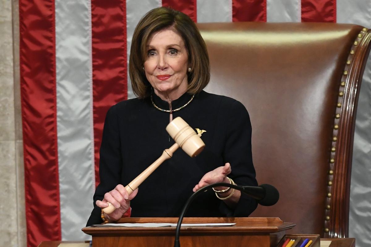 US House Vote on Trump Impeachment