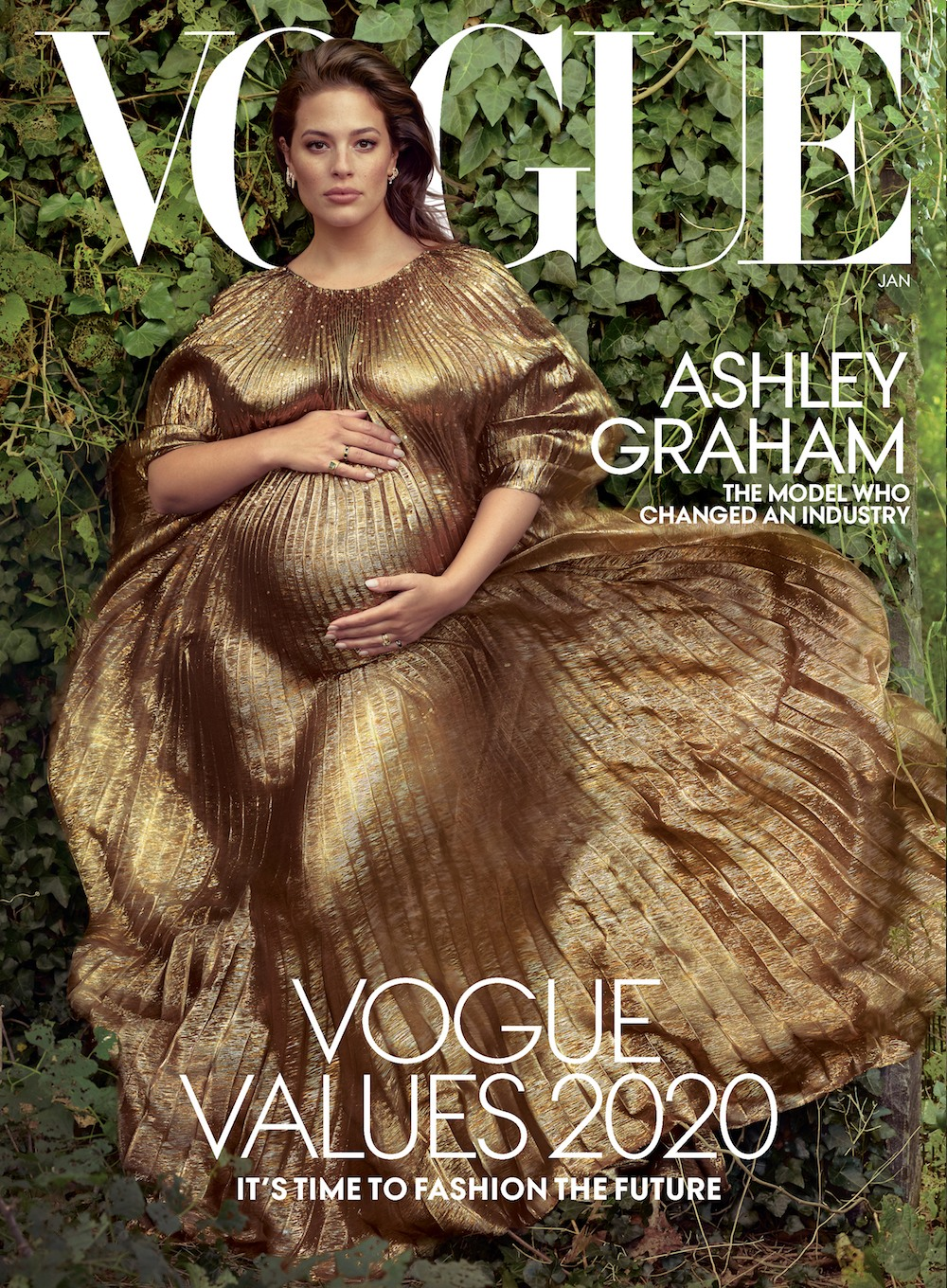 Ashley Graham wants to normalize conversations about pregnancy sex